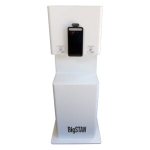 bigstan big sanitizer station + thermal screening tablet