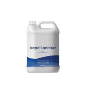 alcohol hand sanitizer (1 gallon)