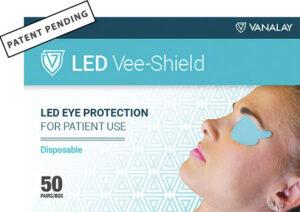 led vee shield patent pending